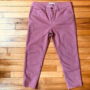 Skinny petite ankle pants
